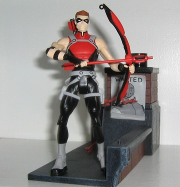 Red Arrow Action Figure